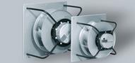 Вентиляторы EBMPapst с инверторными двигателями серии EC System