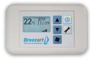 Пульт управления Breezart с подсветкой